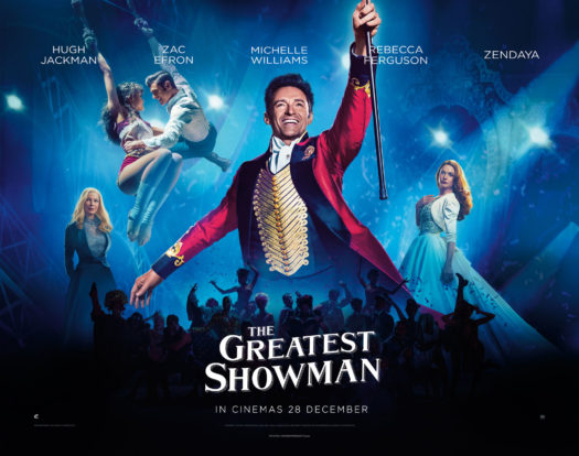 """The Greatest Showman"" is now available on DVD."