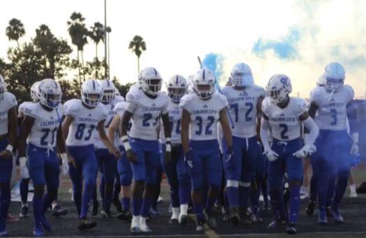 2019 CC Varsity Football Team members
