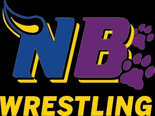 The logo of New Berlin Youth Wrestling Team.