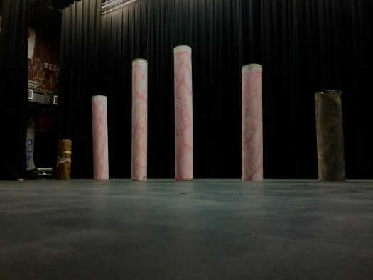 Set of Antigone