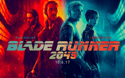 "Poster for the movie ""Blade Runner 2049."""