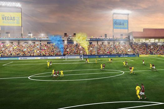 introducing vegas newest pro sports team lv lights fc the
