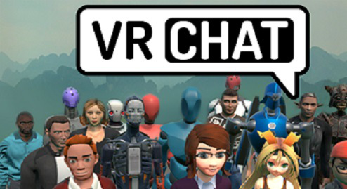 Alittle glimspe into the world of VR CHAT