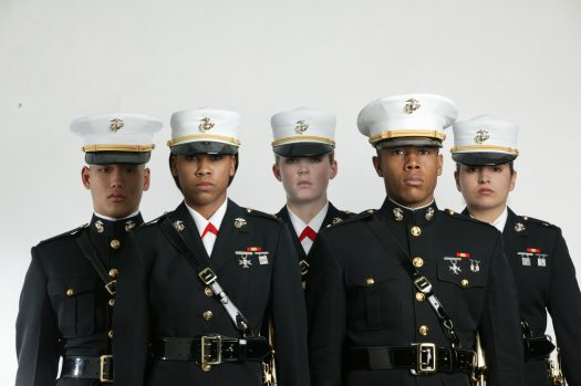 The PHS DEP program provides students with an opportunity to jumpstart their career in the Marines.