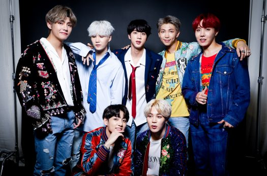 Korean boy band BTS have blown up into international superstars, thanks to their versatility.