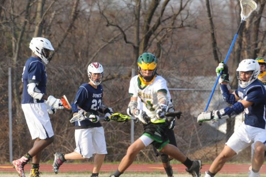 PHS Boys' Lacrosse team will add a junior varsity and a new varsity head coach this season.
