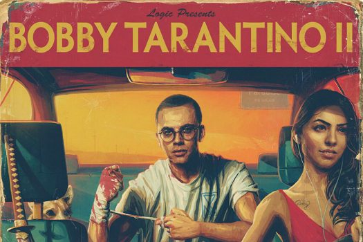 Maryland-native rapper Logic debuts his seventh mixtape, topping Billboard charts.