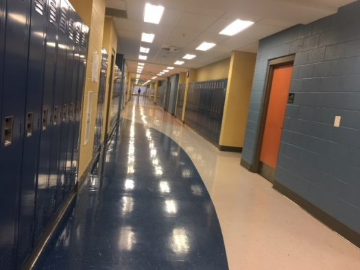 Hall sweeps may clear hallways, but the consequences for some students may not be just.