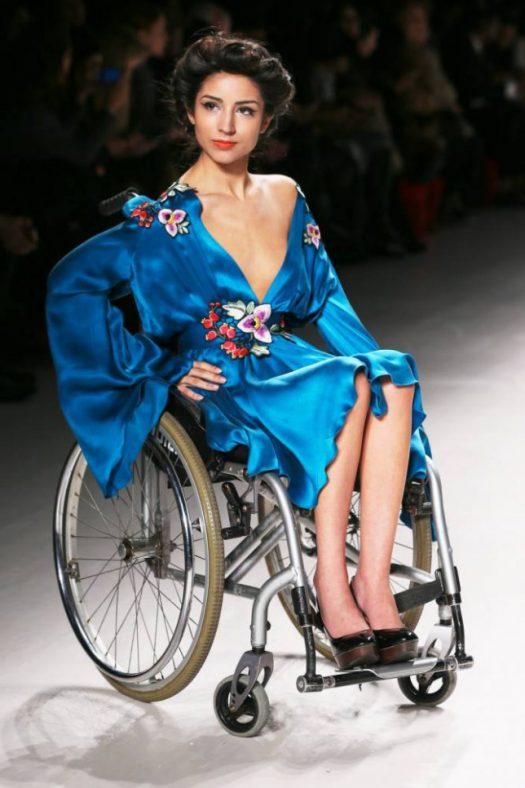 Model Jillian Mercardo is amongst many rising stars who represent diverse communities.