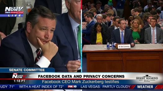 Mark Zuckerberg in court over privacy and data concerns