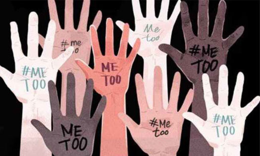 The #MeToo movement where sexual assault victims can share their stories.