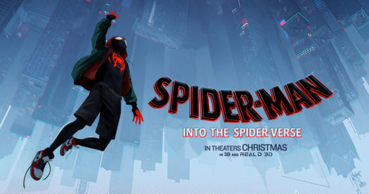 Spider-Man: Into the Spider-verse is highly beloved by critics and fans