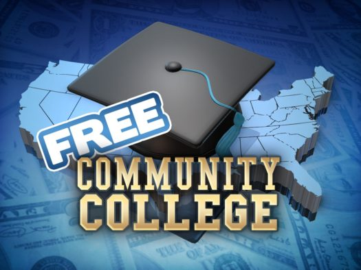 Community college is now free, but not as free as everyone thinks