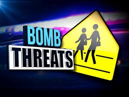 School bomb threats increasing yearly.