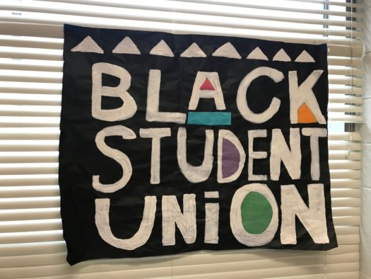 Black Student Union meets every Wednesday in A153.