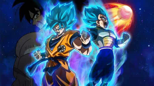 The new Dragon Ball Z movie proves to be thrilling and eye-catching.