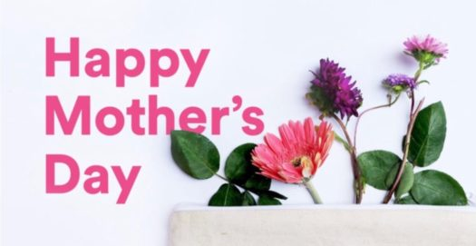 Mother's day is a great moment to celebrate your lovely mother.