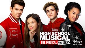 Image result for high school musical the series