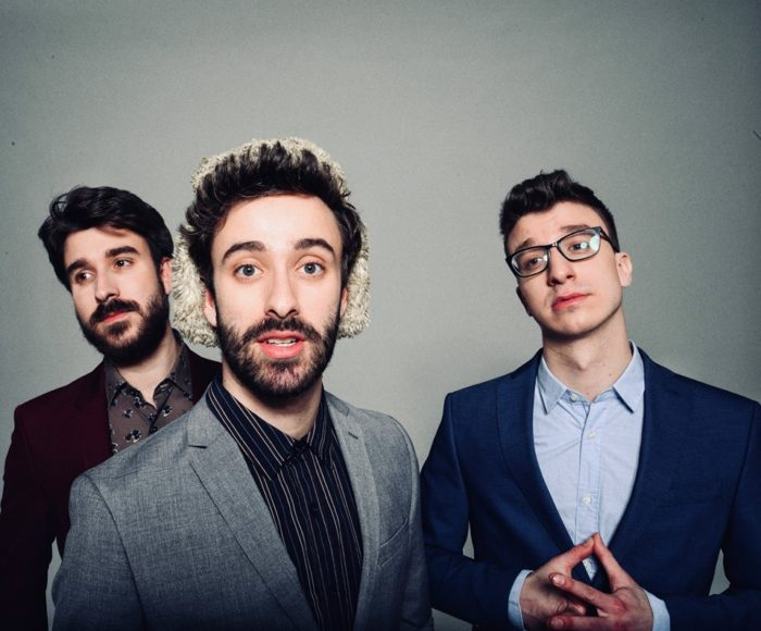 An Album Review of AJR's 'Neotheater' » SK Wolf Howl